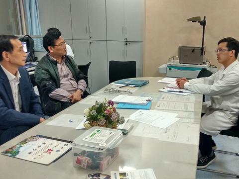 阳新新闻:县退役军人事务局为病重退役军人解燃眉之急