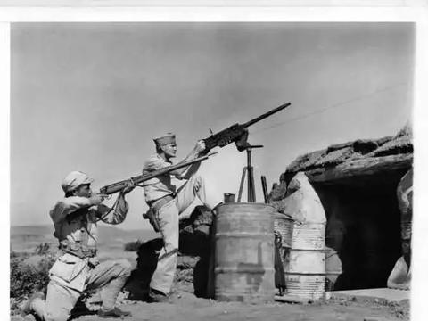 高清! 美国国家档案馆里的中国抗日战争旧照