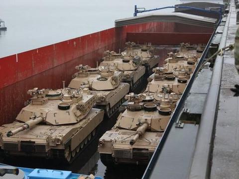 俄核军演之后,美军开启25年来向欧洲最大规模调兵,剑指俄土两国