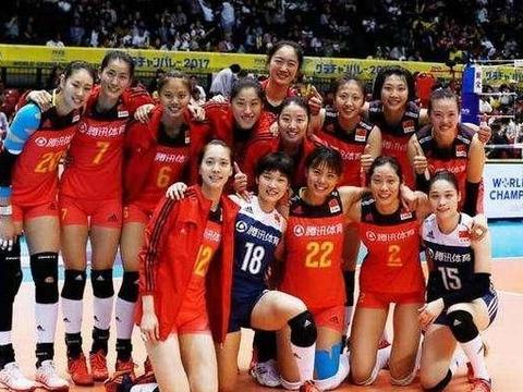 塞尔维亚的主力缺席 是中国女排世界杯夺冠最大原因之一