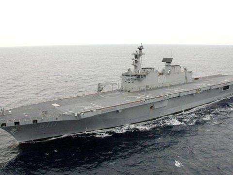 新型准航母建造计划已确定,排水量3万吨,未来可载20架隐身战机