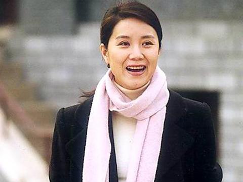 《北京人在纽约》她饰姜文妻子,父母都是著名演员,却戏红人不红