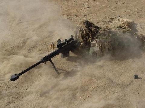 反狙击手系统有多厉害?不开枪也会被发现,狙击手不好当了