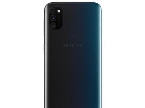 三星Galaxy M30s国行版上架:6000mAh电池加持