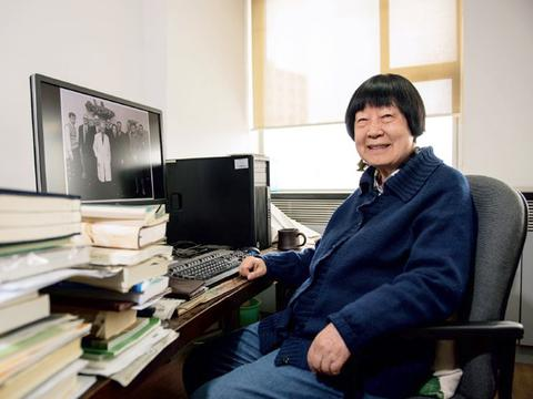 冷门专业科学家张弥曼:55岁成中科院院士,获世界女科学家成就奖