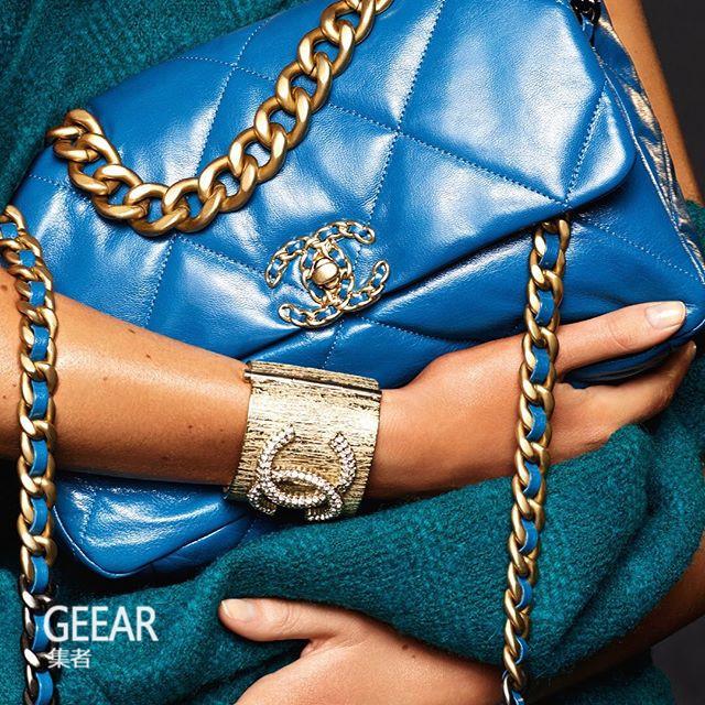 Chanel最新手袋—— 19 Bag,关于它的10件事!