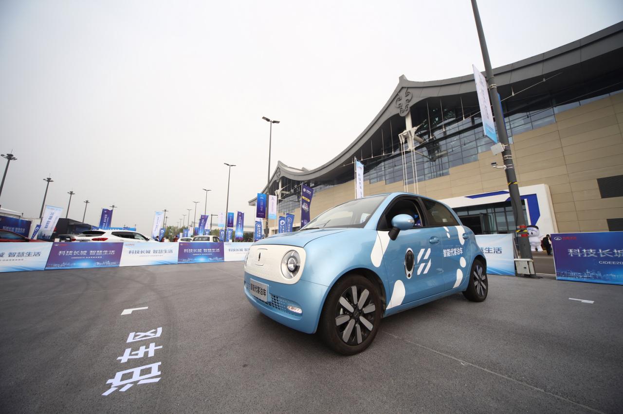 """体验长城""""i-Pilot智慧领航""""2.0,实现L4级城市自动驾驶"""