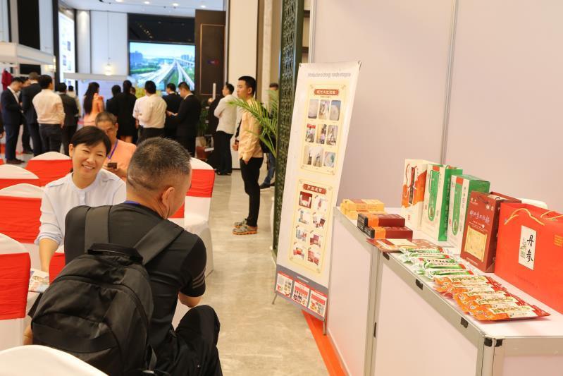 首届德阳名优产品柬埔寨展览会落幕 中国展商看好东盟市场