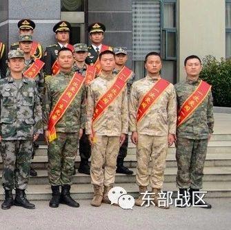 热点|这个叫国庆的士官太幸运,20岁生日当天参加北京阅兵