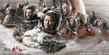 国产科幻电影异军突起《流浪地球》打造属于中国人的浪漫科幻