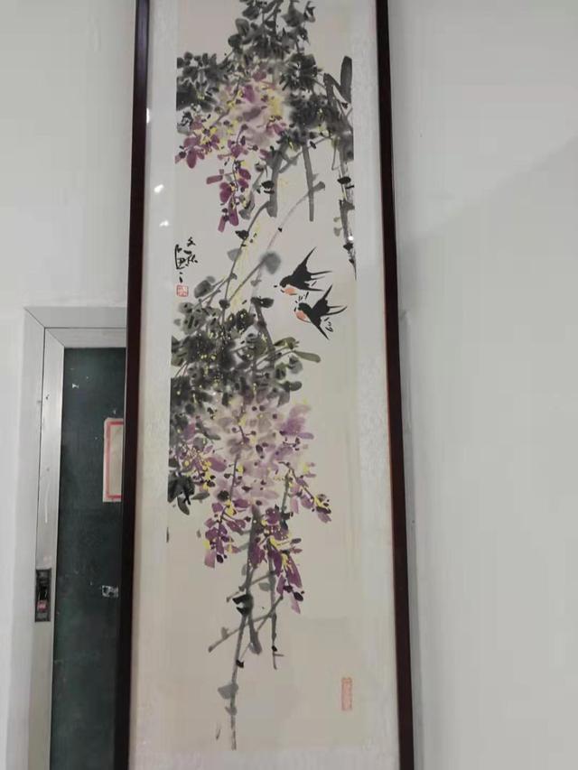 县级书法家张守信受邀参加市级艺术名家杨继富、韩文秋、王军联展