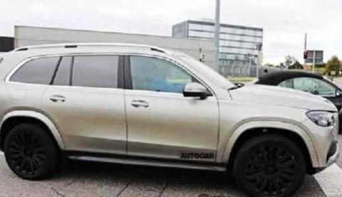 迈巴赫又一SUV亮相,看到新车后,网友:以为是山寨厂生产的
