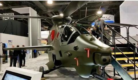 下一代武装直升机已经出现?隐身设计是标准之一,关键要有激光炮