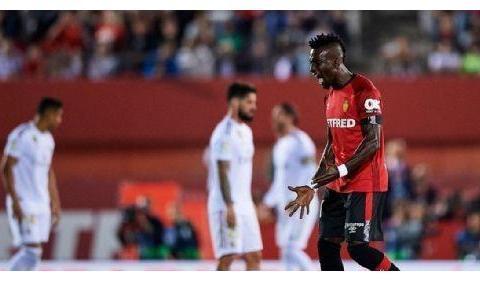 马洛卡在对阵皇家马德里的比赛中取得了意外的胜利
