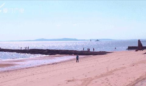 厦门新增3.3km黄金沙滩,还有这一大波新晋打卡点,你去过几个?