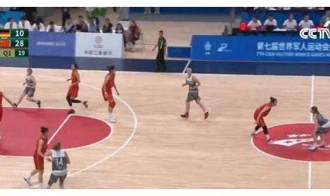 女篮再胜85分!中国128-43大胜德国,五人上双,八一队作用真重要