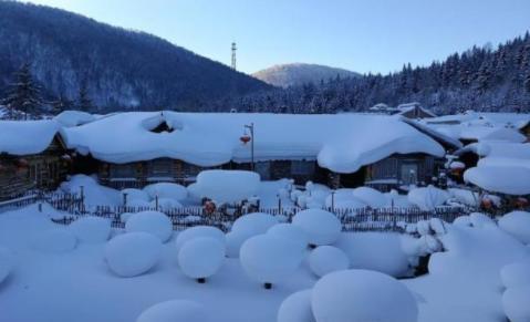 """世界上""""最寒冷""""的村庄,零下71.2度的低温,解决生理问题有妙招"""
