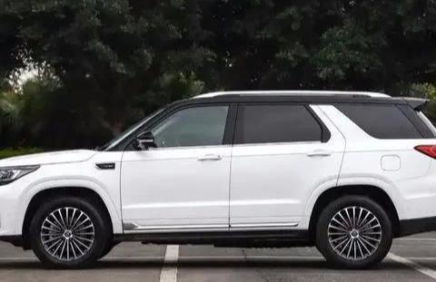 内外兼修的长安新CS95大七座SUV,专为国人打造