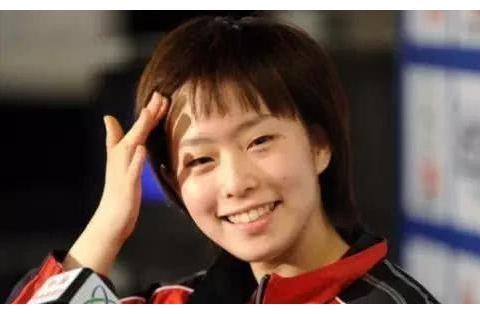 日本女乒队员石川佳纯,为何受到中国球迷喜欢?原来和福原爱有关