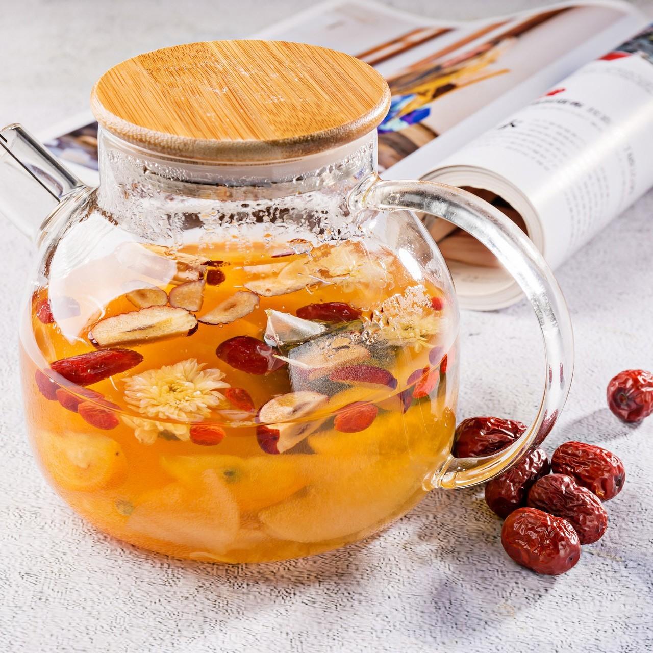 能够缓解干眼症的茶饮有哪些?枸杞、菊花、决明子该怎样用?