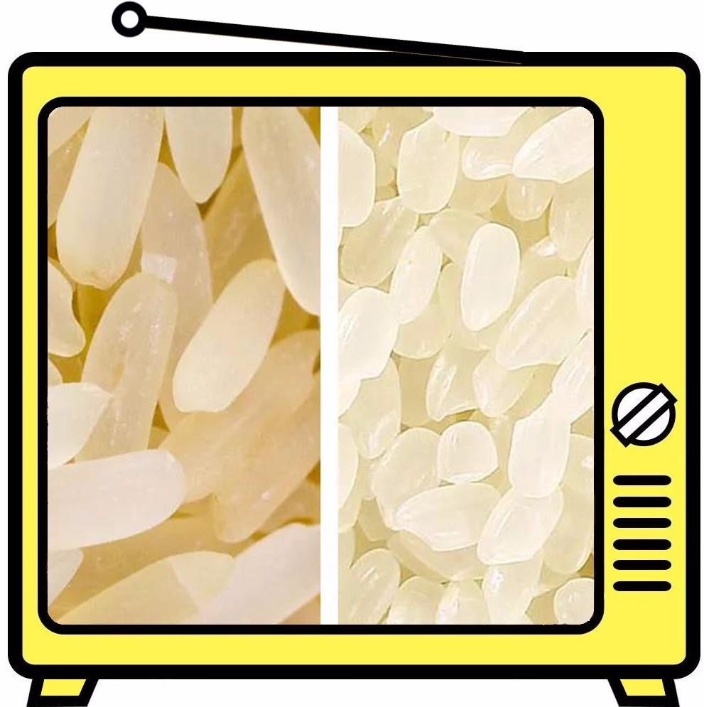 买大米时,长粒米和圆粒米到底有啥区别?很多人不知道,涨知识了!