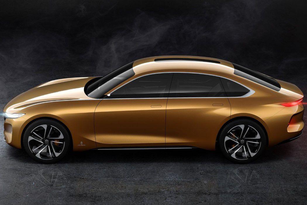 电动轿车领域再添大将,极简主义美学,正道H500或成一匹黑马