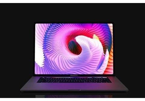 16英寸苹果Macbook Pro再曝光 边框更窄了