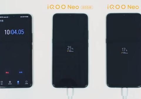 iQOO Neo 855版已开启预售!Neo默默降价