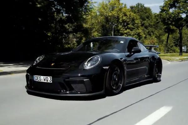 视频:Porsche GT3 x2 保时捷汽车改装