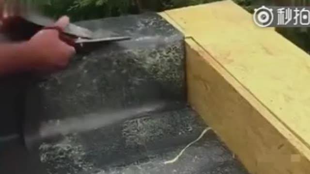 德国人是这样铺屋顶防水胶,精细到让你怀疑人生