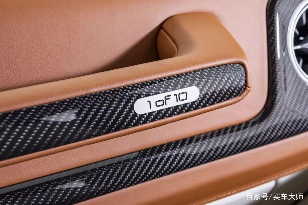 全球限量十辆!900马力的v12发动机,最强改装的奔驰大G