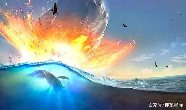 小行星海啸!如果一颗时速6万公里的岩石撞击大西洋会发生什么?
