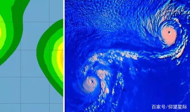 """乱套了!3个飓风可能在大西洋""""相撞"""",会形成超级飓风吗?"""