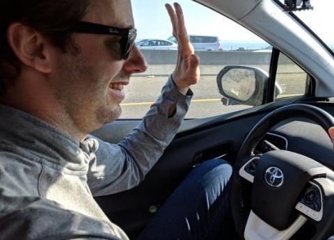 不依靠激光雷达,这辆自动驾驶汽车凭什么完成美国东西海岸穿越?