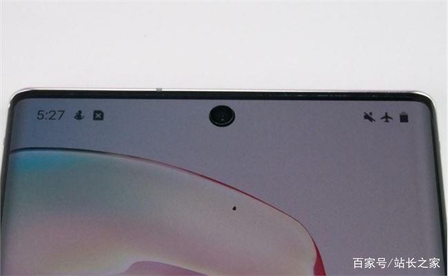 外媒:三星明年可能推出屏下前置摄像头智能手机