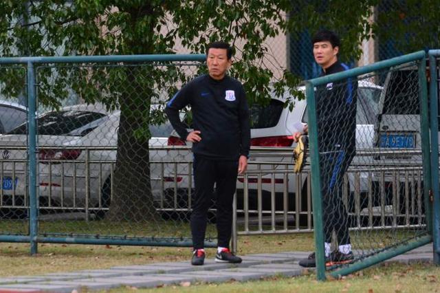 崔康熙、伊哈洛等观战青超决赛,申花的这支冠军队有6人入选国青队