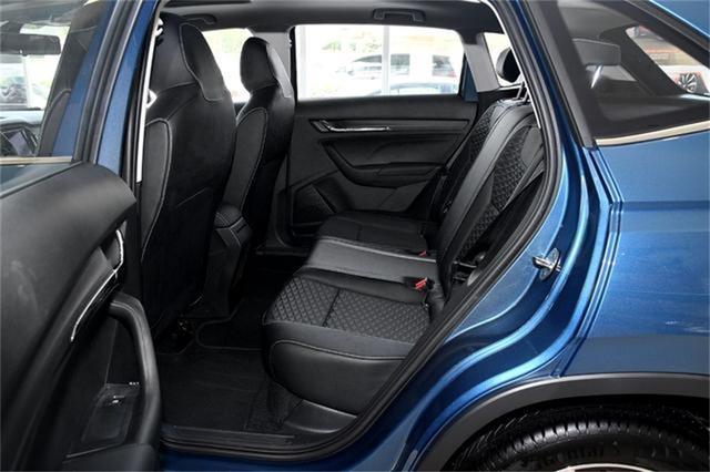 纯正德系血统的SUV,斯柯达再爆高性价比车型,一箱油能跑900km