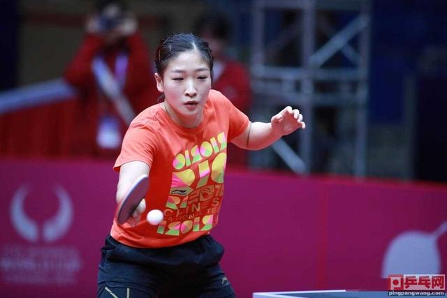 女子乒乓球世界杯,中国参赛必夺冠,刘诗雯退赛平野美宇捡漏夺冠