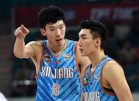 周琦位居C位!新疆队新赛季核心没悬念 大魔王将率队叫板广东