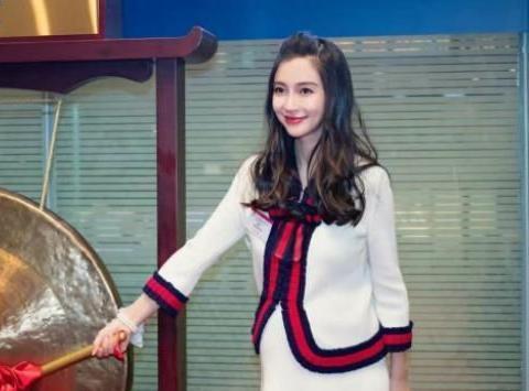 女星罕见孕肚照:张子萱成最美孕妈,杨颖少女感,大S胖到认不出