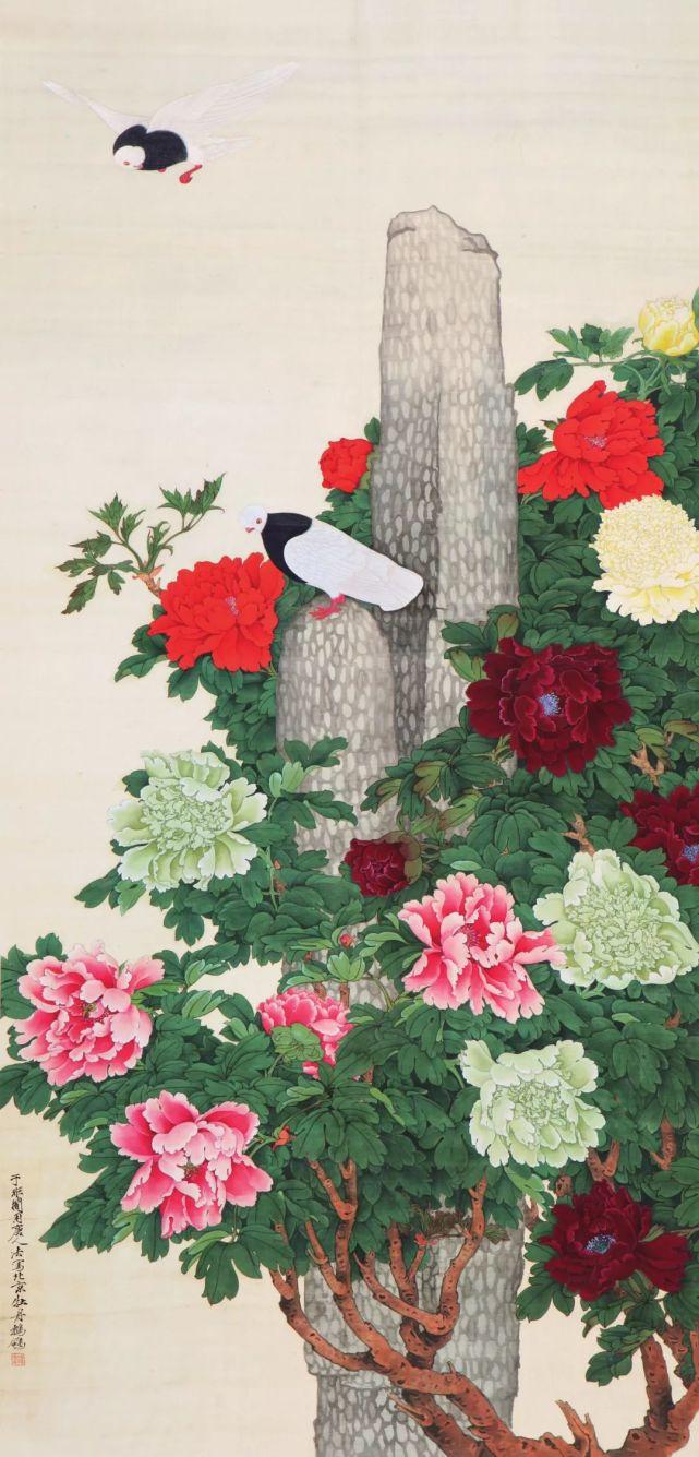 质沿古意 文变今情——中国美术馆藏于非闇绘画作品选析