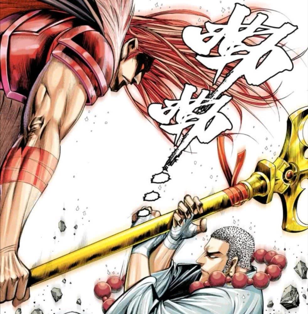 西行纪:唐三藏两次揍飞古龙那伽,他还能大战三眼神将