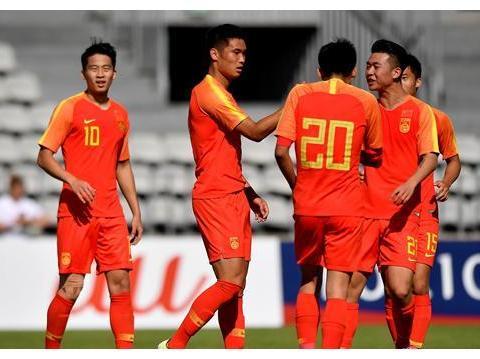 尴尬!中国国奥队土伦杯排名第8,但这已是近8年来的最佳战绩