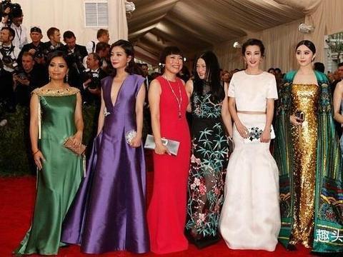 娱乐圈最经典的十张女星比美照,最后一张亮眼