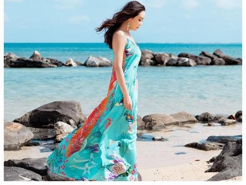 杜若溪精美壁纸:身材和颜值都很完美,你一定喜欢