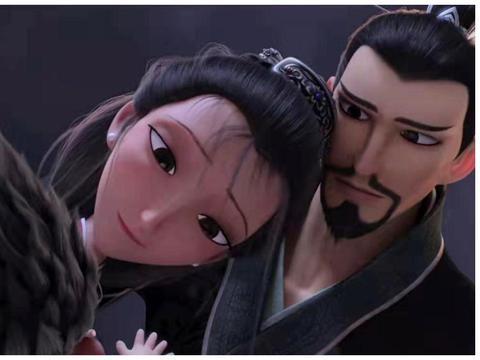 哪吒之魔童降世:李靖和龙王都爱子如命,可惜结局大不相同