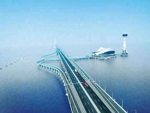浙江过路费很贵的一座跨海大桥,一类车要80元,最高要320元