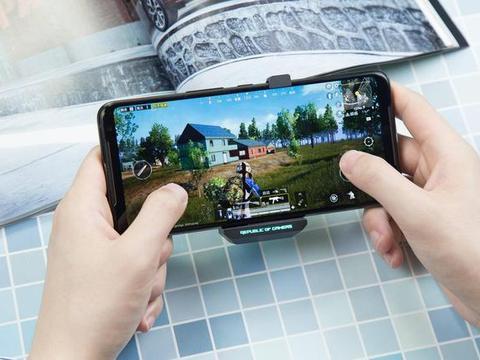 极光计划携9款游戏登陆核聚变现场,ROG游戏手机2成唯一体验用机