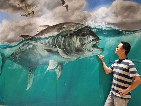 曝光南宁这家海钓人海鲜主题餐厅,海鲜空运自各大海域