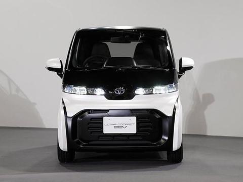 """日本第一台""""国标""""老年代步车,出自丰田!售价10万日元明年上市"""